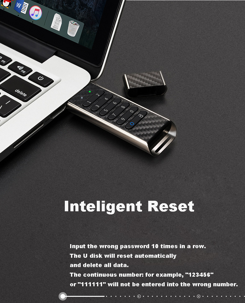 Teclast USB Flash Drive Pendrive CreSecure 32gb Key Encryption cle usb Drive Memory Stick Encrypted Professional Pen drive