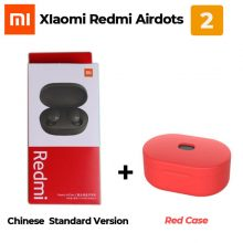 In Stock 2020 New Xiaomi Redmi AirDots S Left Right Low Lag Mode Mi Redmi AirDots 2 TWS Bluetooth Earphone Pro BT5.0 TWSEJ0506LS